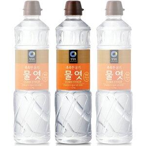 清浄園 水飴 700g x 1本 とうもろこし 澱粉 100% 低カロリー 甘味料 水あめ 韓国 食品 食材 料理 調味料