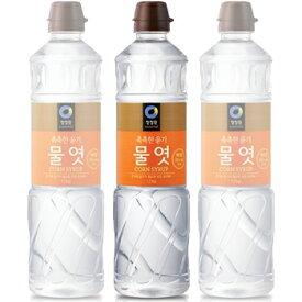 清浄園 水飴 1.2kg x 1本 とうもろこし 澱粉 100% 低カロリー 甘味料 水あめ 韓国 食品 食材 料理 調味料
