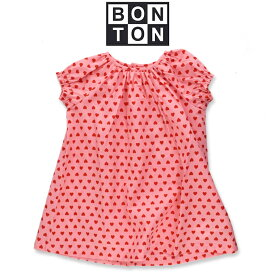BONTON【ボントン】ベビー ワンピース 2A【2歳】3A【3歳】 BONTON ワンピ bonton ボントン
