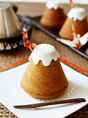 【majimayaオリジナル】【パン型】マウント富士パン型【シリコン加工】富士山ケーキ型