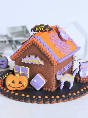 クッキー型セットハウス│クリスマスクッキー抜き型かわいいクッキー型抜きおしゃれ抜型クッキー道具お菓子作りタイガークラウンCAKELANDケーキランド1939