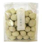 ホワイトチョコ豆