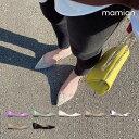 【20%OFF:お買い物マラソンSALE】[BAILA/レディブティック3月号掲載]美脚フラットシューズ 足が痛くない(なりにく…