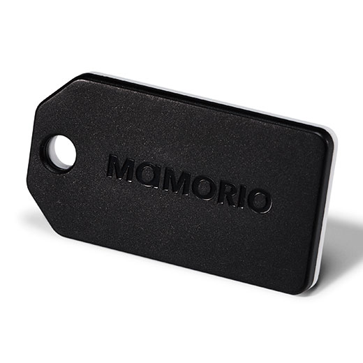 MAMORIO マモリオ 世界最小級の紛失防止タグ グッドデザイン賞受賞 落し物防止 忘れ物防止 タグ グッズ Bluetooth スマホ連携 アプリ無料