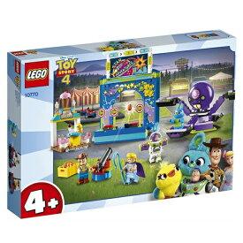 レゴジャパン LEGO レゴ ディズニーレゴ トイストーリー4 バズ&ウッディのカーニバルマニア 知育玩具 誕生日 プレゼント 男の子 小学生 子供 おもちゃ ギフト こどもの日 ブロック 玩具 入園祝い 入学祝い 進級祝い 4歳 5歳 6歳 7歳 8歳