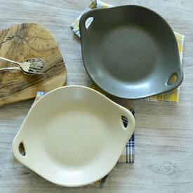 sowaca -ソワカ- 両手フライパンL / スキレット,直火対応,陶器のフライパン,オーブン対応,耐熱食器,カフェ食器,おしゃれ,かわいい,パエリア鍋