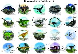 お風呂恐竜ポスター (Real Series?2)