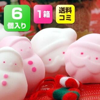 1 박스 타입 유키와 산타 마 세트 초콜렛 커스터드 크림입니다. 6 개 들! ■