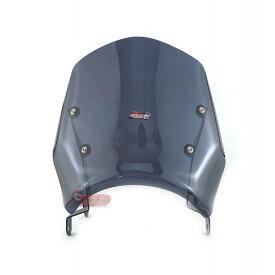 ホンダ CT125 ハンターカブ ウインドシールド CT125-snb-meter-visor