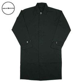 Burlap Outfitter バーラップアウトフィッター TT SOUTIEN COLLAR COAT / BLACK