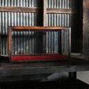 【アメリカンアンティーク】 1920s hardie brother&co show case - 古いショーケース - 【中古】