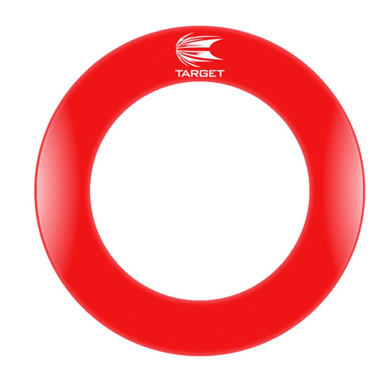 Target ターゲット プロツアー ダーツボードサラウンド PRO TOUR SURROUND レッド ダーツボードサラウンド アウトボード 保護 送料無料