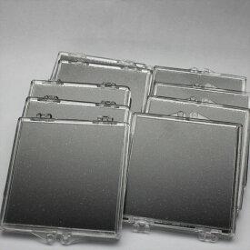 10個セット コイン保存用 プラスチックケース 小 スポンジクッション入り 東邦プランニング コイン ペーパーホルダーのまま保存出来ます。 コイン ホルダー コイン 通貨 貨幣 古銭 コレクションの保護 保存 発送用に