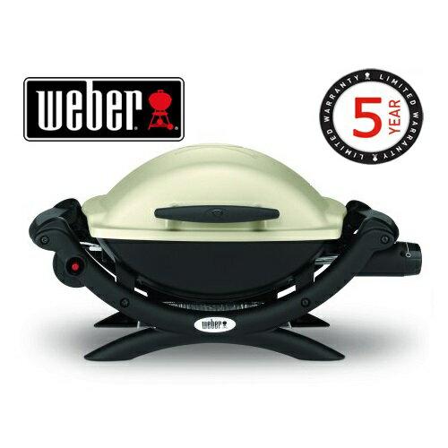 Weber 50060008 ウェーバー Q1000 ガスグリルBBQ グリル