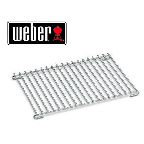 Weber 6564 ウェーバー Q2000/3000シリーズ用 ロースティングラック ラージサイズQ2000 Q2200 Q3100 Q3200 ガスグリルBBQ アクセサリー