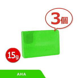 [ 3個セット ] サンソリット スキンピールバー ミニ AHA 15g Skin Peel Bar
