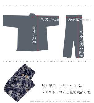 江戸浴衣法被着物羽織