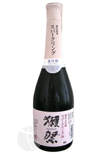 獺祭 発泡にごり酒 スパークリング 50 純米大吟醸 360ml だっさい 旭酒造 日本酒 山口県