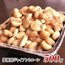 ジャイアントコーン 500g 旨塩仕立て 送料無料 業務用 ナッツ トウモロコシ お試し