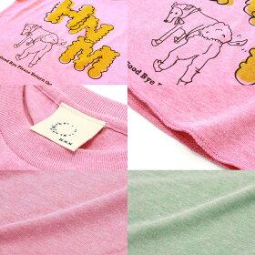 Tシャツ7分袖プリントSUNSTATE倉敷児島発/LSネット限定TシャツXSSMLXLサイズ