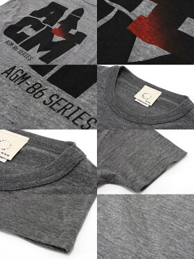 Tシャツ半袖プリントALCMネコポス倉敷児島発/SSネット限定TシャツXSSMLXLサイズ