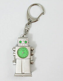585d8398b9a3 【Robot/ロボット】『スモーキングロボットクロックキーチェーン(SV×GR)