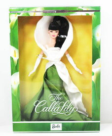 ◎【Barbie/バービー】FLOWERS IN FASHION『カラー・リリー』TheCallaLily・ドール・人形・コレクション