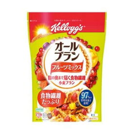 【送料無料】日本ケロッグ オールブランフルーツミックス徳用袋 1袋(440g)【DSG】[T8]