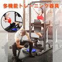 マルチトレーニング フィットネス器具 ぶら下がり健康器 トレーニング 懸垂 器具 腹筋 マシン 筋トレーニング 懸垂マ…