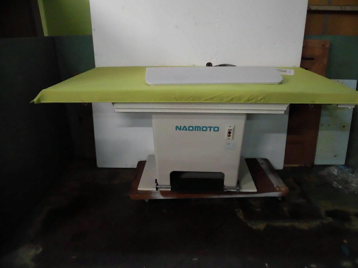 【中古】 ナオモト NAOMOTO 仕上げ台 FB-180S 三相 200V