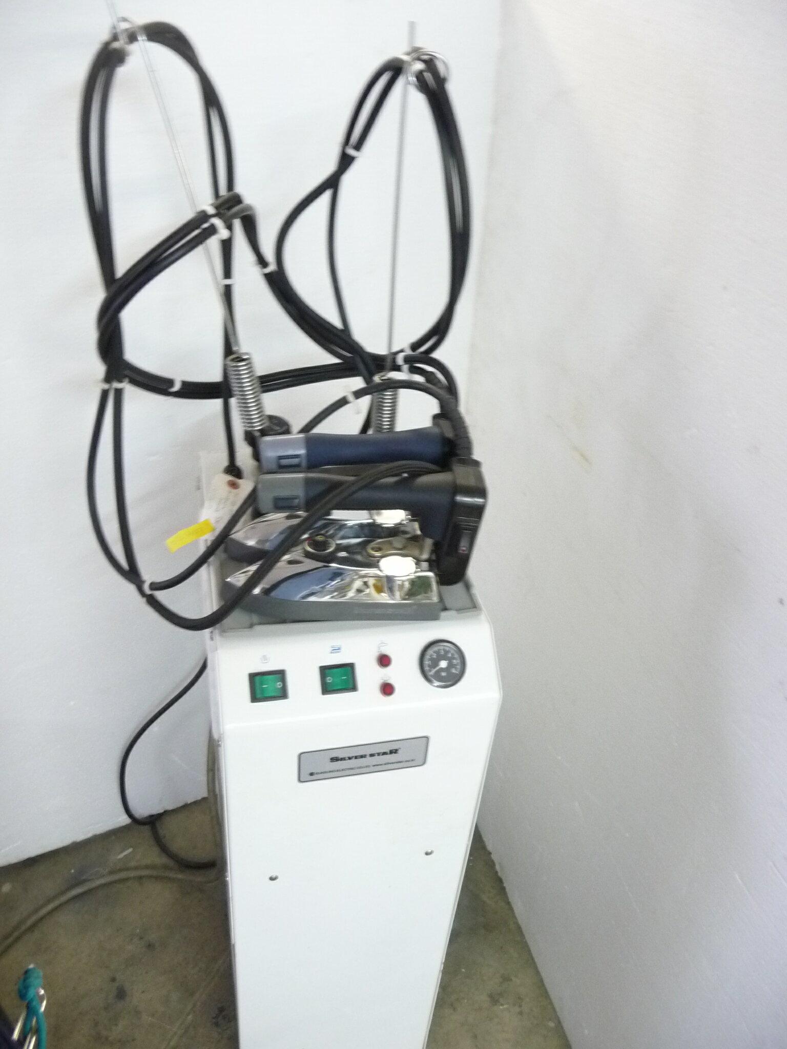 【新古品】韓国製。メーカーシルバースター製。モデルNOーSSM−SR−6000型ボイラー