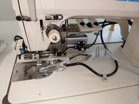 自動裁断装置 モデルNO−SSM−TCA−M45/F型 (ミシンは付属しません、装置のみの出品です)