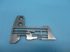 【新品】ペガサス PEGASUS 機種E32-555A 針板(5*3*4) パーツNO:212992 クリックポスト 送料無料