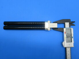 【新品】ミズホ ケミカル Lumi Lite専用交換ランプブラックライト管 寸法(mm) 165ぐらい(ソケット部含む)