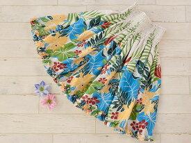 パウスカート セール フラダンス フラダンス衣装 スカート ハワイアン フラ ハワイ レッスン 送料無料 白 黒 ギフト プレゼント 母の日 大人 女性 おしゃれ かわいい