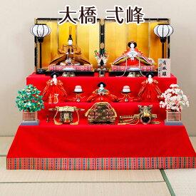 六番 大橋 弌峰 徳印 黄櫨染 健山頭 三段飾