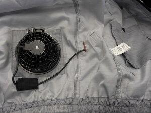 Dickie空調風神服エアマッスルベストD-909フルセット