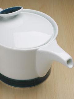 【白山陶器】麻の糸ポット