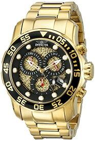 インビクタ Invicta インヴィクタ 男性用 腕時計 メンズ ウォッチ プロダイバーコレクション Pro Diver Collection ブラック 19837SYB 送料無料 【並行輸入品】
