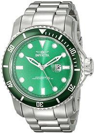 インビクタ Invicta インヴィクタ 男性用 腕時計 メンズ ウォッチ プロダイバーコレクション Pro Diver Collection グリーン 20096 送料無料 【並行輸入品】