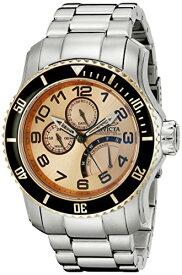 インビクタ Invicta インヴィクタ 男性用 腕時計 メンズ ウォッチ プロダイバーコレクション Pro Diver Collection ローズゴールド 15338 送料無料 【並行輸入品】