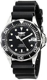 インビクタ Invicta インヴィクタ 男性用 腕時計 メンズ ウォッチ プロダイバーコレクション Pro Diver Collection ブラック INVICTA-9110 送料無料 【並行輸入品】