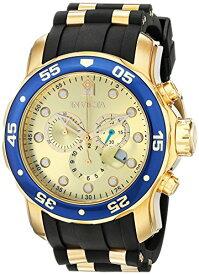 インビクタ Invicta インヴィクタ 男性用 腕時計 メンズ ウォッチ プロダイバーコレクション Pro Diver Collection シャンパン 17881 送料無料 【並行輸入品】