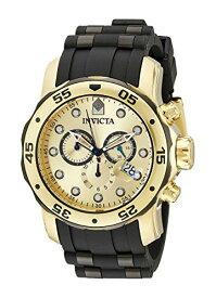インビクタ Invicta インヴィクタ 男性用 腕時計 メンズ ウォッチ プロダイバーコレクション Pro Diver Collection ゴールド 18040 送料無料 【並行輸入品】