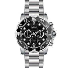 インビクタ Invicta インヴィクタ 男性用 腕時計 メンズ ウォッチ プロダイバーコレクション Pro Diver Collection クロノグラフ ブラック 22226 送料無料 【並行輸入品】