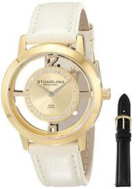 ストゥーリング オリジナル Stuhrling Original 女性用 腕時計 レディース ウォッチ ゴールド 388L2.SET.02 送料無料 【並行輸入品】