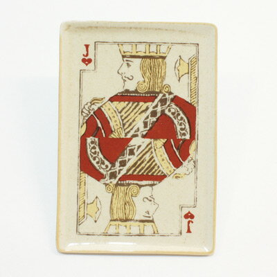 PLAYING CARDS PLATElilldesignlabオリジナルハートJ/Q/K