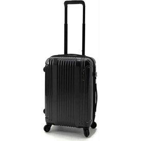 【全商品ポイント10倍】 BERMAS CONNECT バーマス コネクト スーツケース ハードキャリー フレームタイプ 4輪 48cm 34L ブラック 60280-BK