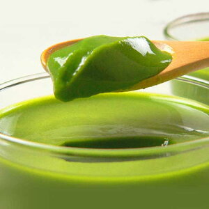 宇治抹茶プリンのもと(プリンミックス粉) 4本(80g) [まったり、とろふわの抹茶プリンが、ポットのお湯で簡単に作れます](業務用としてもお使い頂いているプリンの素です)