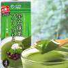 Uji Matcha printing great (pudding mix powder) 80 g [dozing off, fluffy of Macha purin is easy to make, hot pot, the (is a wonderful pudding that we use as business) 10P28oct13